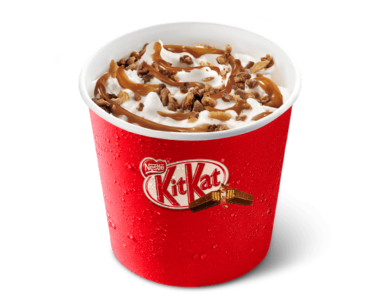 McFlurry® Kit Kat con Chocolate
