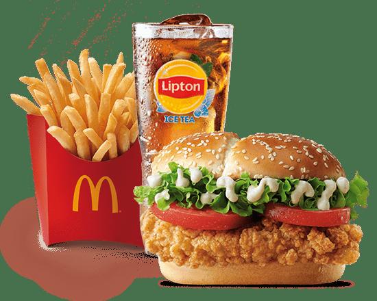 McMenú® American Style Chicken Parmesano