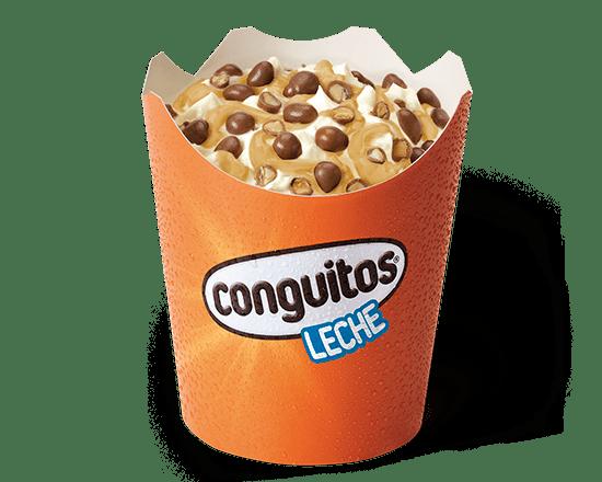 McFlurry® Conguitos Crema de cacahuete
