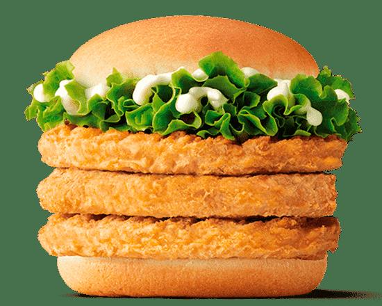 Triple  Chicken Mayo