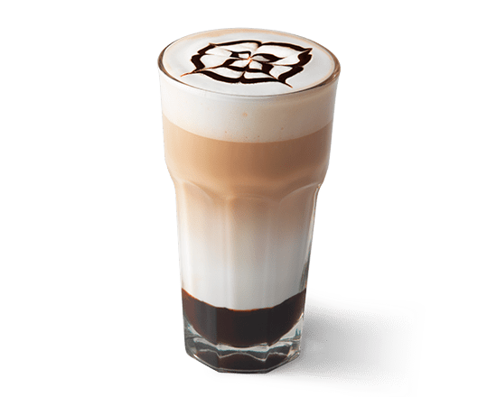 Chocolate Latte Macchiato