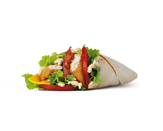 McWrap® Chicken & Bacon